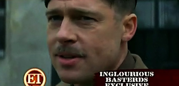 First Official Footage from Tarantino's Inglourious Basterds!