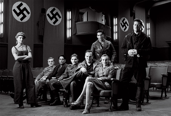 Inglourious Basterds Vanity Fair