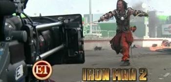 Iron Man 2's Villains