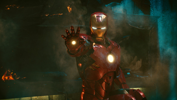 Iron Man 2 Photo