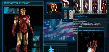 Iron Man 2 Interactive Trailer