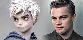 Jack Frost / Leonardo DiCaprio