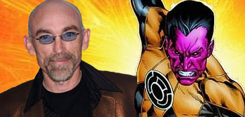 Jackie Earle Haley / Sinestro