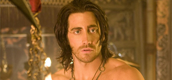 Two New Photos of Jake Gyllenhaal in Prince of Persia