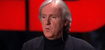 James Cameron TED Talk