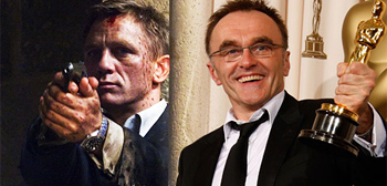Would You See a Danny Boyle Directed James Bond Movie?