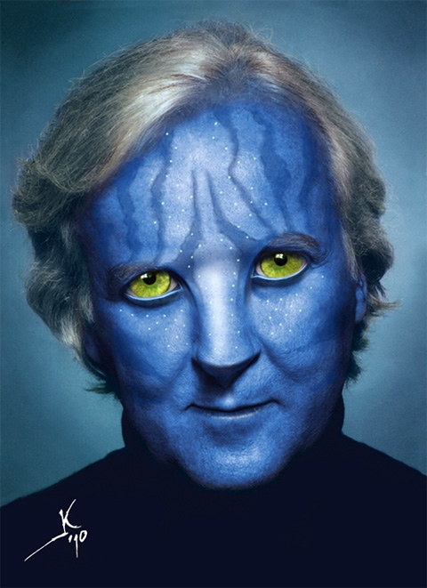 James Cameron as Na'vi