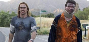 James Franco and Danny McBride