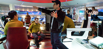 J.J. Abrams Directing Star Trek