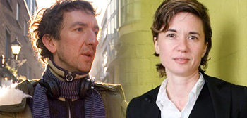 John Carney and Kimberly Peirce
