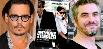 Johnny Depp / Anthony Zimmer / Alfonso Cuaron