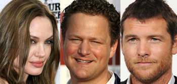 Angelina Jolie, Florian Henckel von Donnersmarck, Sam Worthington