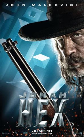 Jonah Hex - John Malkovich