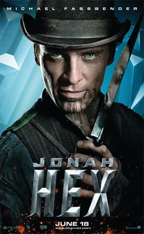 Jonah Hex - Michael Fassbender