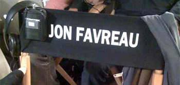 Jon Favreau's Director's Chair