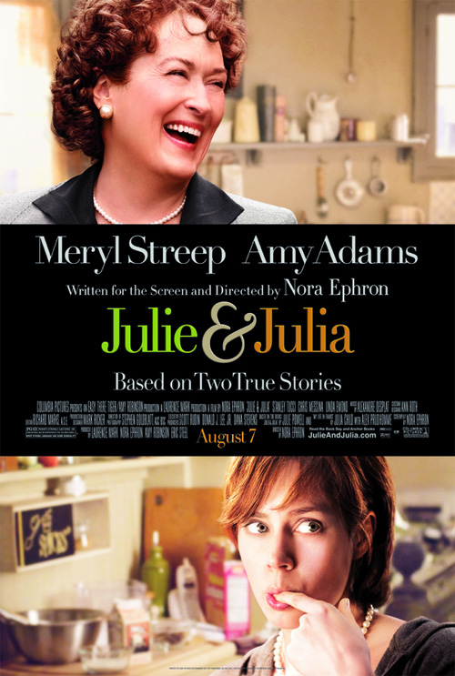 Julie and Julia Poster