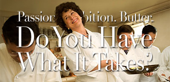 Teaser Poster for Nora Ephron's Julie and Julia