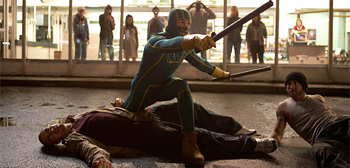 Kick-Ass Theatrical Trailer