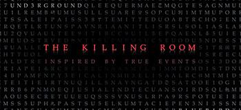 Jonathan Liebesman's The Killing Room Poster