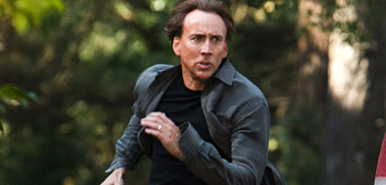 See Nicolas Cage, Run Cage Run - New Knowing Photos