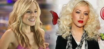 Kristen Bell / Christina Aguilera