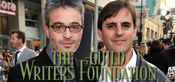 Kurtzman and Orci - The Writers Guild Foundation