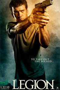 Legion Poster - Lucas Black