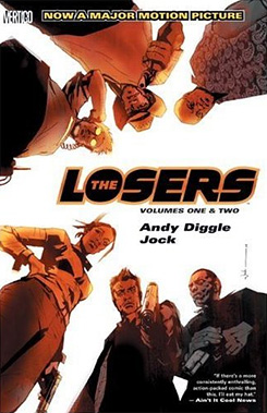 The Losers Old Poster