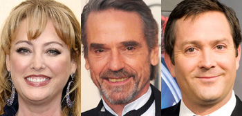 Virginia Madsen, Jeremy Irons, Thomas Lennon