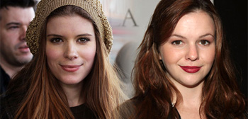Kate Mara & Amber Tamblyn