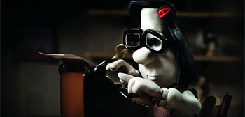 Mary and Max Trailer