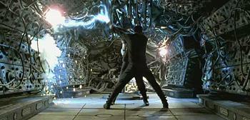 Still from Matrix Revolutions