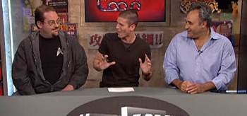 G4's Watchmen Debate - Drew McWeeny vs Dave Poland