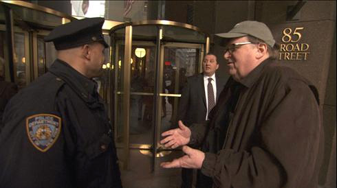 Michael Moore's Wall Street Documentary