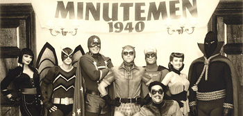 Watchmen Video Journal: The Minutemen
