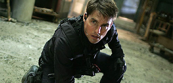 Tom Cruise in Mission: Impossible 3