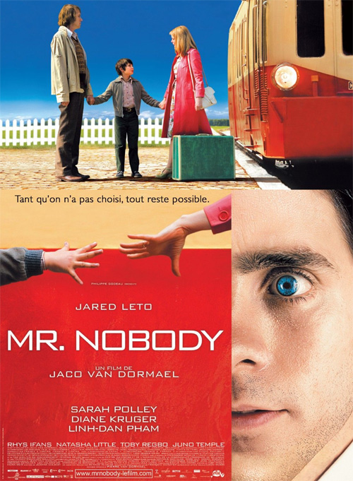 Mr. Nobody French Poster
