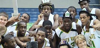 Louis Mulkey Basketball Team