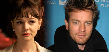 Ewan McGregor and Carey Mulligan