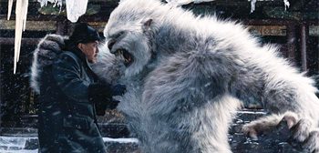 Yeti from The Mummy 3