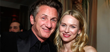 Naomi Watts and Sean Penn
