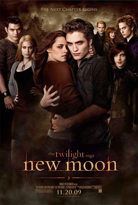 New Moon - Vampires