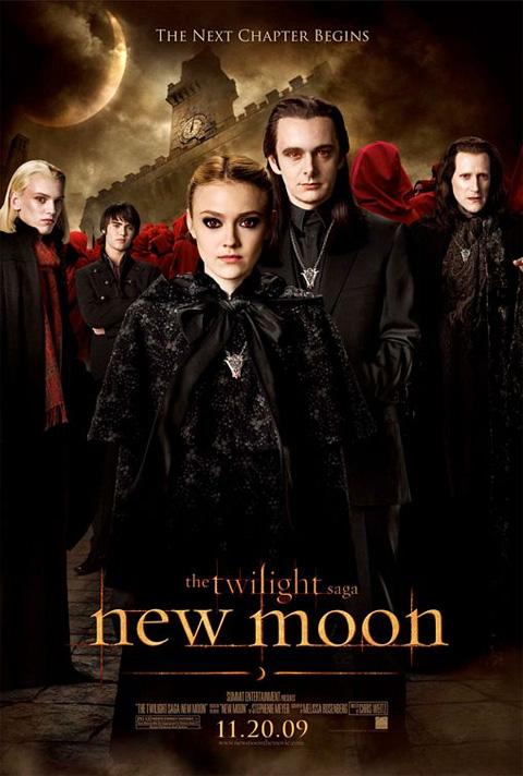 New Moon - Volturi