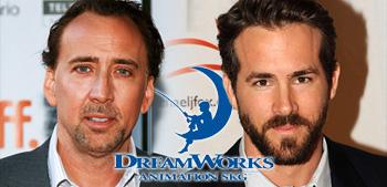 Nicolas Cage & Ryan Reynolds