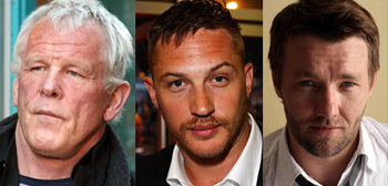 Nick Nolte - Tom Hardy - Joel Edgerton