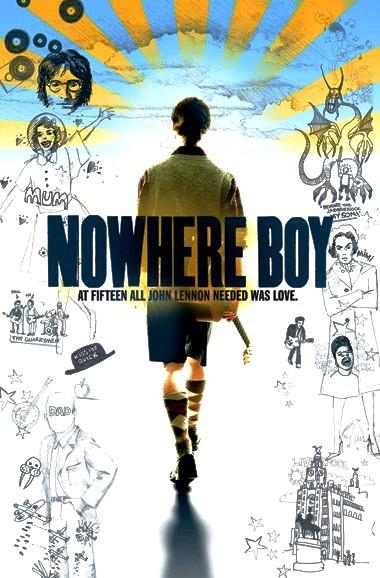 Nowhere Boy Poster