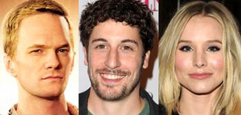 Neil Patrick Harris, Jason Biggs, Kristen Bell