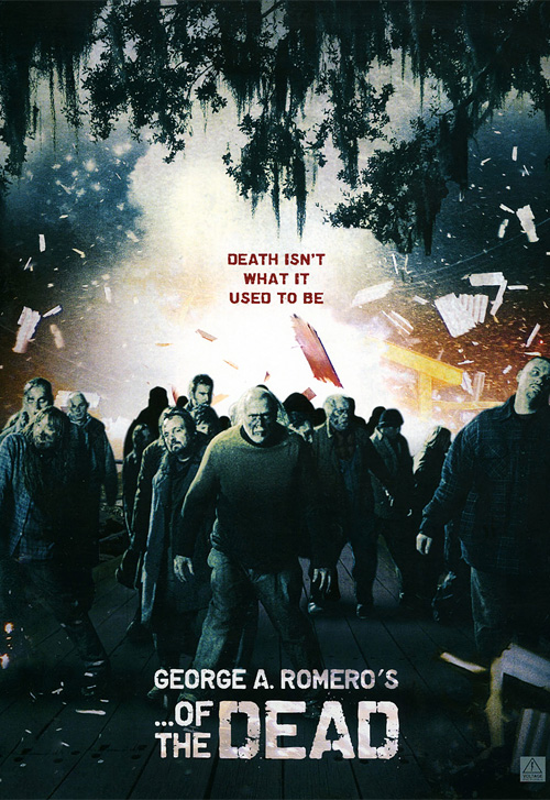 George A. Romero's ...of the Dead Poster
