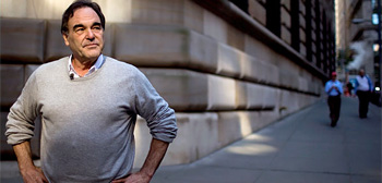 Oliver Stone on Wall Street