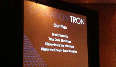 Operation Tron